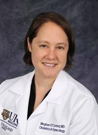 Photo of Meghan P. O'Connor, M.D.